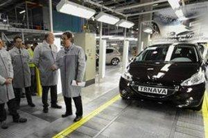 Trnavská automobilka začala spolupracovať s Centrom výskumu rastlinnej výroby.