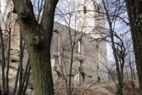Omša na sviatok sv. Cyrila a Metoda bude aj v zrúcaninách Katarínky.
