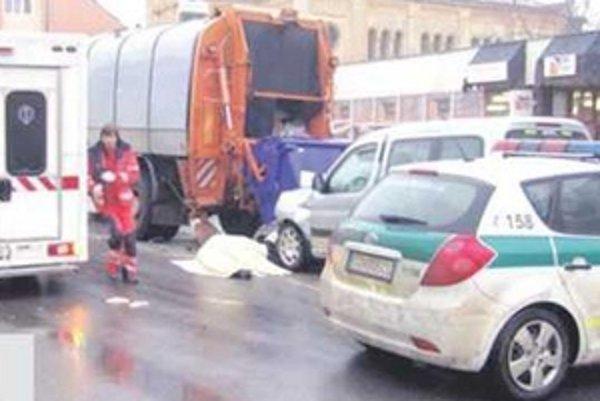 Vodička sa podľa krajského policajného hovorcu dostatočne nevenovala riadeniu.