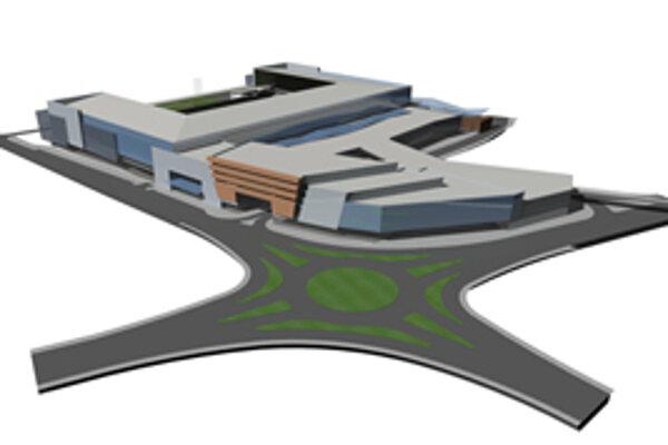 Projekt predstavili zástupcovia spoločnosti EuroMAX,mesta a klubu Spartak Trnava.