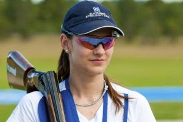 Danka Barteková prispela k striebru pre slovenský ženský tím, vo finále skeetu obsadila konečnú 6. priečku.