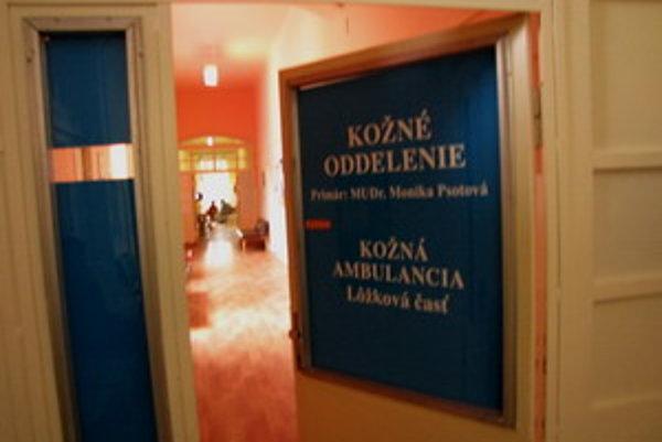 V Trnave momentálne funguje posledné kožné oddelnie v kraji.