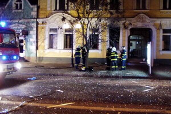 Dnes ráno horela jedna z galantských bánk. Podľa hasičov ju niekto úmyselne podpálil.