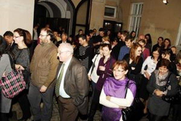 Noc divadiel zožala u Trnavčanov úspech. Divadlo Jána Palárika pripravilo pre svojich hostí niekoľko prekvapení.