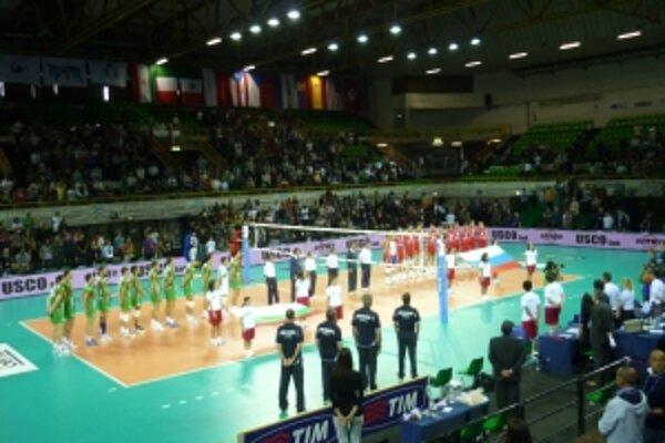 Trnavčania si nenechali ujsť ani zápasy svetového šampionátu.