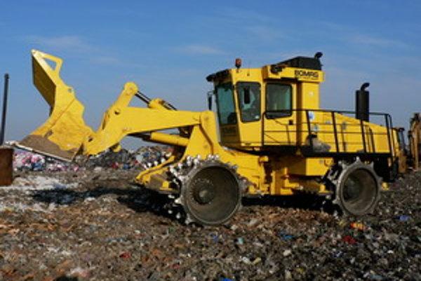 Skládku odpadov by mali začať rozširovať už v auguste