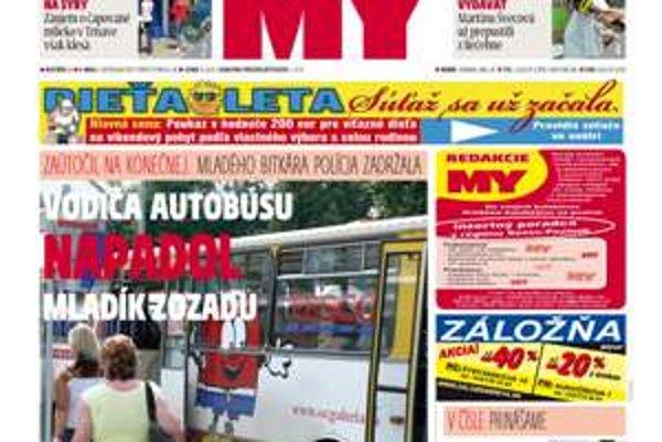 Aktuálne vydanie MY Trnavských novín je v predaji od pondelka 9. augusta.