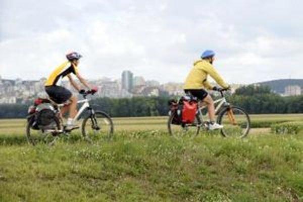 Bukovský okruh má 15 kilometrov.