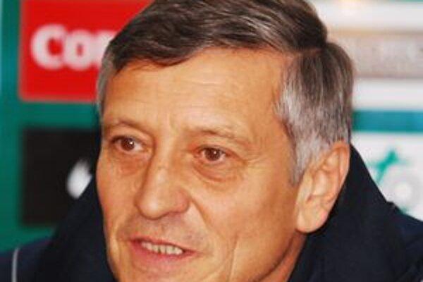 Dušan Radolský sa menovaniu za trénera veľmi potešil.