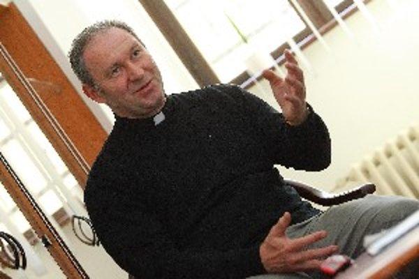 Trnavský arcibiskup Róbert Bezák.