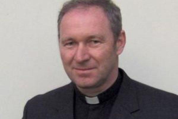 Róbert Bezák, nový arcibiskup Trnavskej arcidiecézy.