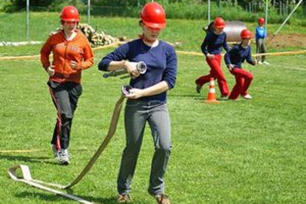 Dobrovoľní hasiči budú súťažiť v Kostolných Kračanoch.