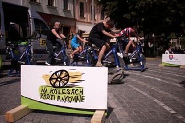 Ľudia v Trnave prispeli k celoslovenskému počtu 430 kilometrami.