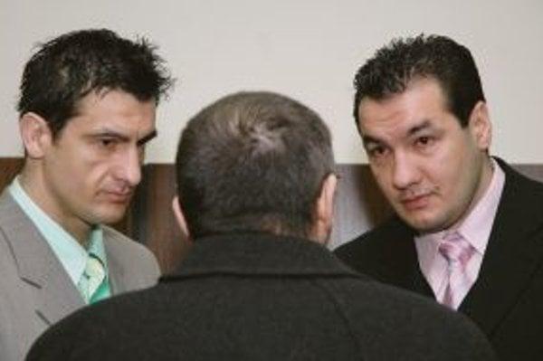 Bratia Szilárd (vľavo) a Csaba R. sú nezvestní od septembra minulého roka