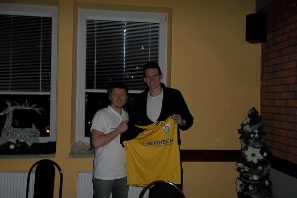 Miroslav Krč s Tomášom Malecom.