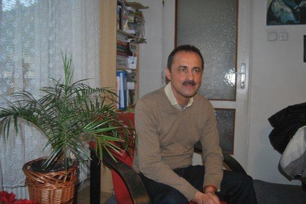 Pavol Peráček.