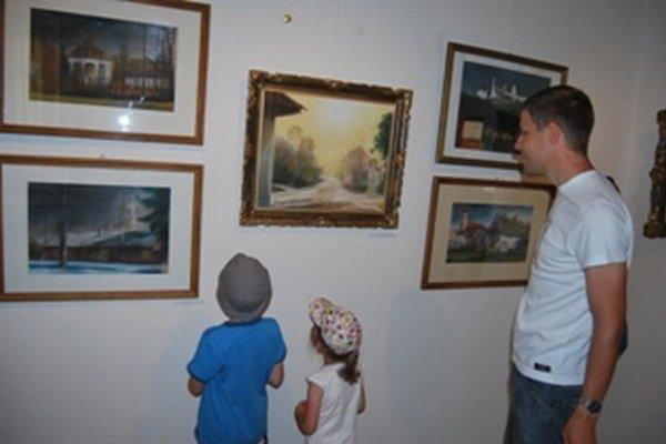 Výstava je spomienkou na Mira Ďuržu