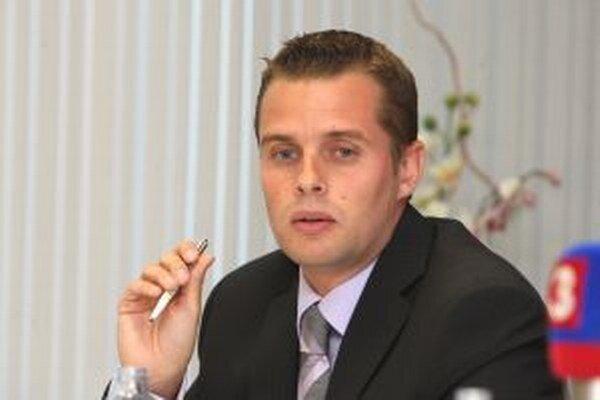 Politológ Martin Klus.