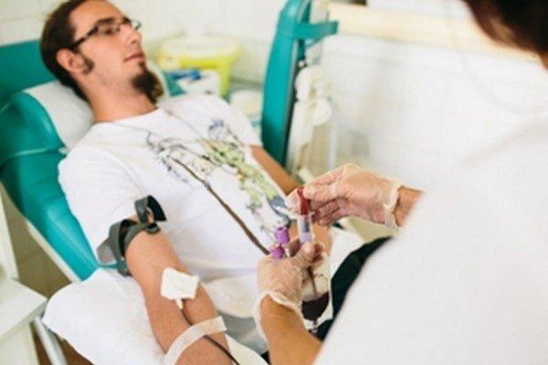 Darovanie krvi môže byť príjemným zážitkom