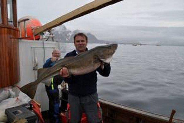 Ján Švec získal na majstrovstvách sveta v love tresky 3. miesto