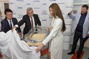 Trenčianska nemocnica dostala päť novorodeneckých vozíkov ako dar.