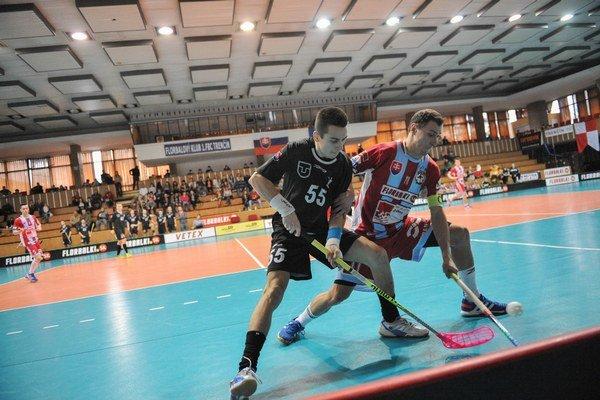 Florbalisti Trenčína na ATU Košice nestačili. Vypadli už v štvrťfinále.