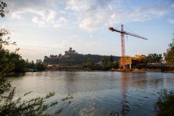 Projekt Mesto na rieke zaujal súťažiacich z celého sveta.