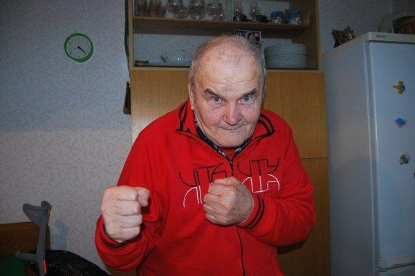 Štefan Petráš oslávil osemdesiatku.