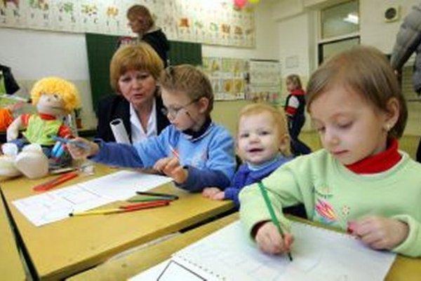 O trenčianske školy je veľký záujem.