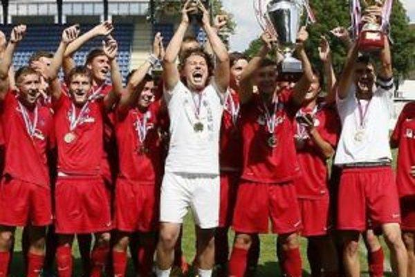 Trenčania v Zlíne vyhrali aj česko-slovenský pohár.