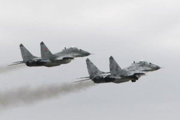 Z našej armády dokáže prekonať rýchlosť zvuku iba Mig-29