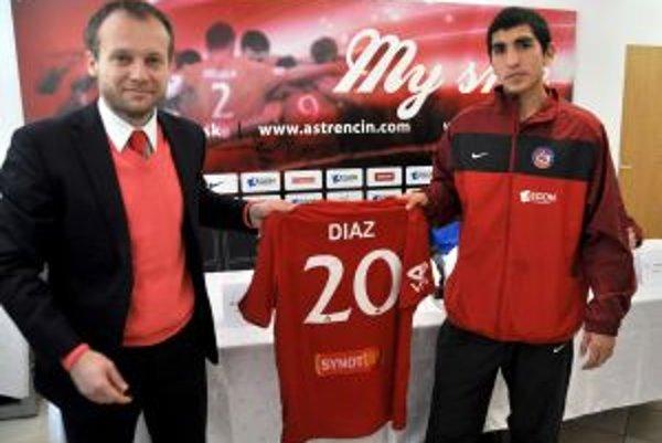 Či sa Iván Díaz ešte ukáže v trenčianskom drese je dnes otázne.