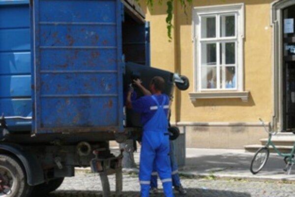 Trenčiania už nemusia pri likvidácii odpadu platiť iba paušál