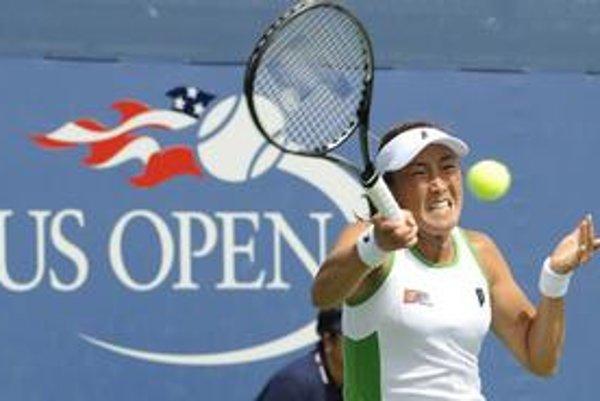 Pre Sugijamovú bol tohtoročný US Open posledným grandslamom.