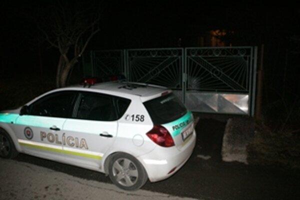 Starší muž sa zastrelil v dome na Pionierskej ulici
