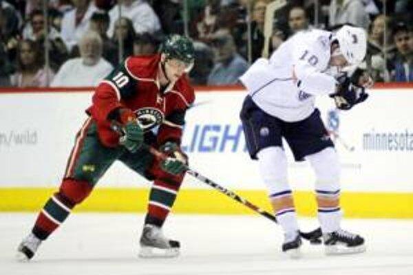 Marián Gáborík síce pri svojom návrate nebodoval, ale pomohol Minnesote k dôležitej výhre nad Edmontonom.