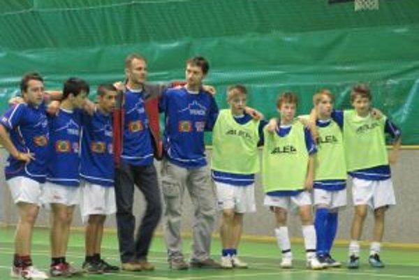 Unifikovaní futbalisti Trenčína víťazili na medzinárodných turnajoch.