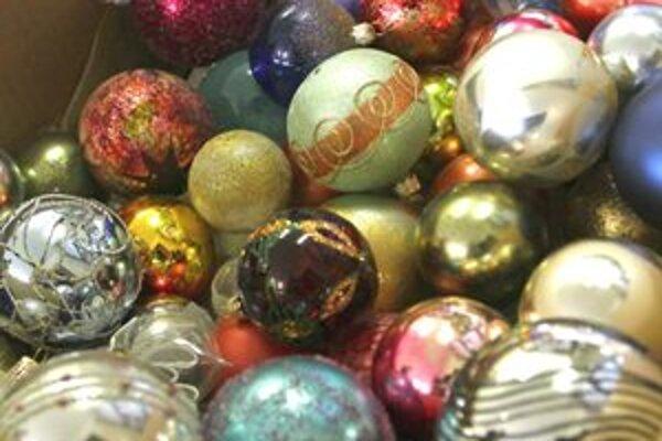 Farby Vianoc odpovedajú vašej nálade
