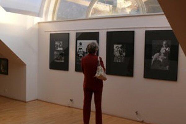 Galéria Miloša Alexandra Bazovského otvorila svoje zbierky a pripravila výstavu fotografií