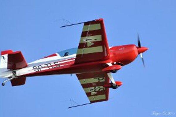 Na Slovensku sa takáto súťaž európskeho rozmeru v leteckej akrobacii kategórie Advanced koná po prvý raz.