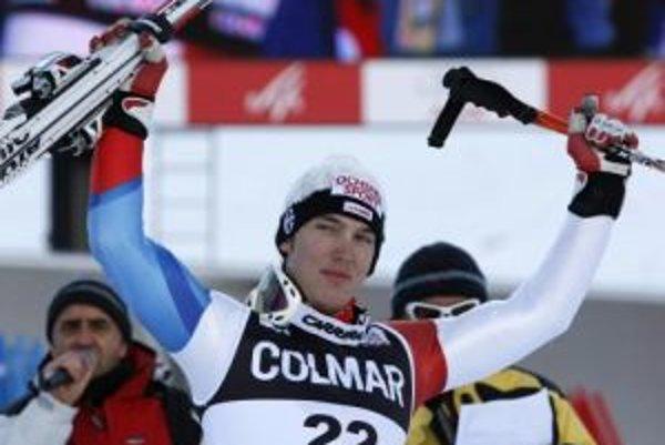 Švajčiar Carol Janka premiérovo triumfoval v pretekoch Svetového pohára.