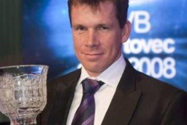 Michal Martikán získal v Pekingu olympijské zlato.
