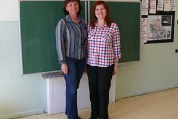 Učiteľky ZŠ Dlhé hony postúpili medzi šestnásť najobľúbenejších učiteľov.