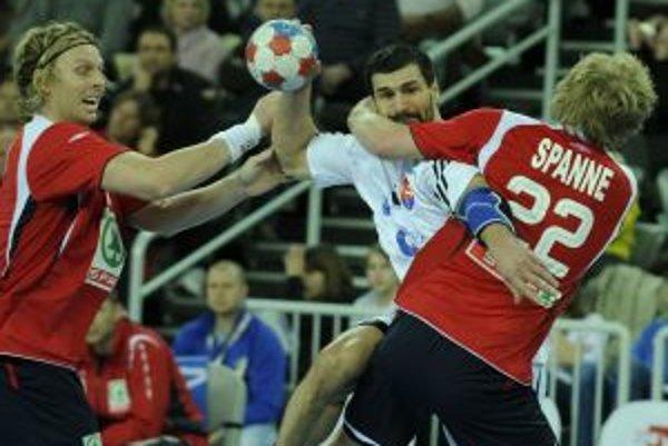 Slovensko prehralo v súboji o konečné 9. miesto.