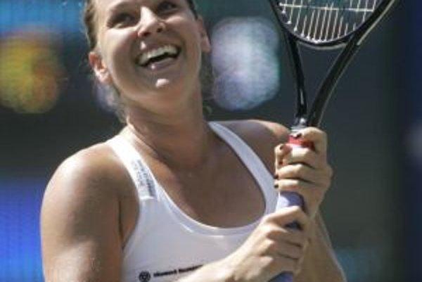 Dominika Cibulková sa posunula na 18. priečku a zlepšila si tak osobné maximum.