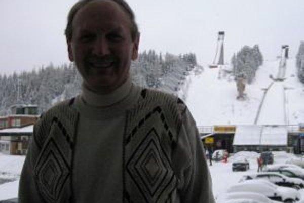 Predseda organizačného výboru Peter Chudý