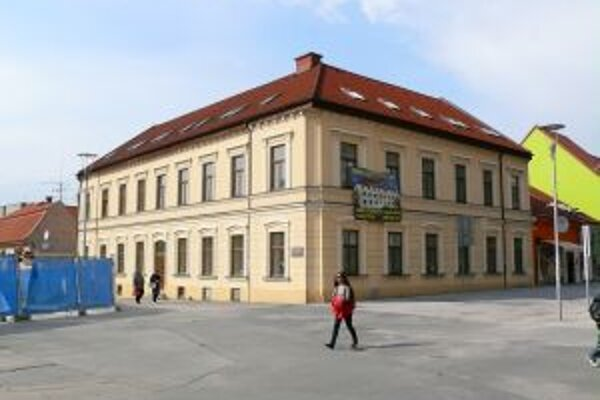 Nové sídlo knižnice bude na Jaselskej ulici