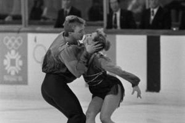 Jayne Torvillová a Christopher Dean