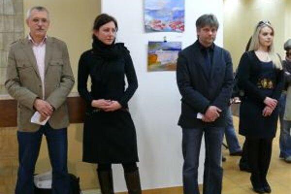 Vernisáž výstavy InPulzy Pavly Pádivej sú v Uherskom Hradišti od 4. marca.