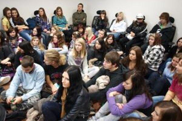Počas Open day bude svoju činnosť prezentovať trinásť organizácií pracujúcich s mládežou v našom kraji.